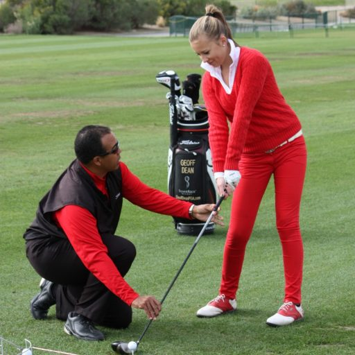 Geoffrey Dean Golf