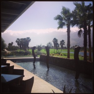 EScena Golf Club, Palm Springs California