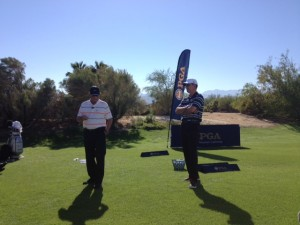 Randy Smith, PGA ~ Royal Oak CC Tom Henderson, PGA ~ Round Hill Club