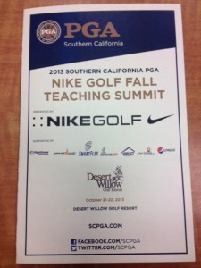 SCPGA Fall Teaching Summit
